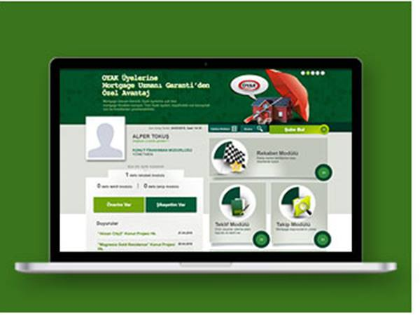 Garanti Mortgage Intranet